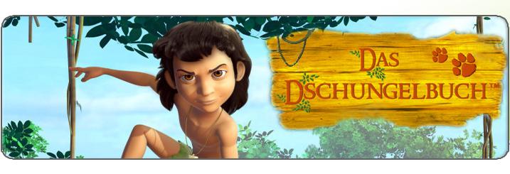 Das Dschungelbuch.(Disney)