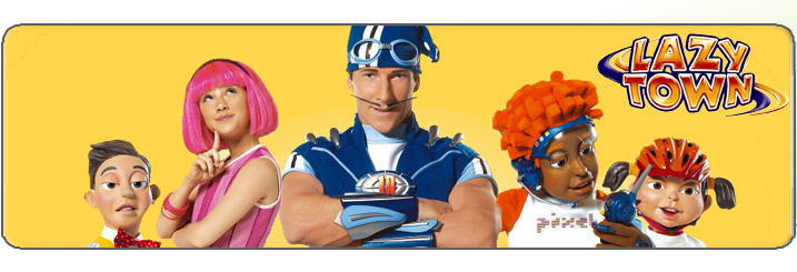 Lazy Town.ORF
