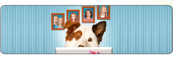 Hund mit Blog(c)ORF