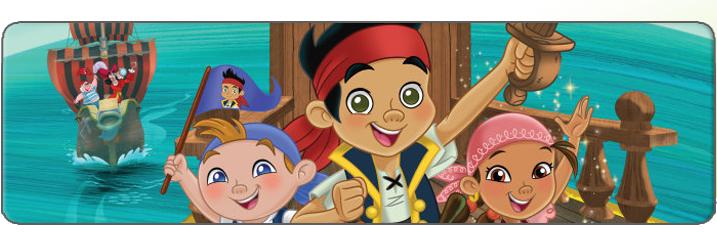 Disneys Jake und die Nimmerland Piraten
