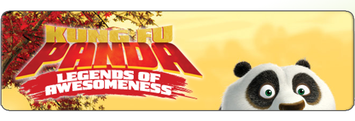Kung Fu Panda(c)ORF