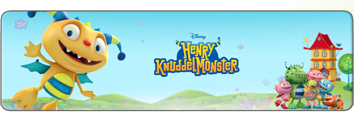 Disneys Henry Knuddelmonster(c)ORF