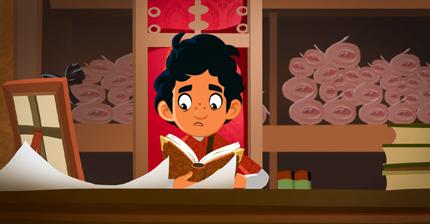 (c)Die Abenteuer des jungen Marco Polo