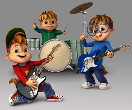 Alvinnn!!! und die Chipmunks(c)ORF