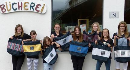 (c) Jugendteam der Walserbibliothek Raggal