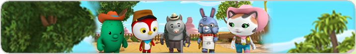 Disneys Sheriff Callies Wilder Westen