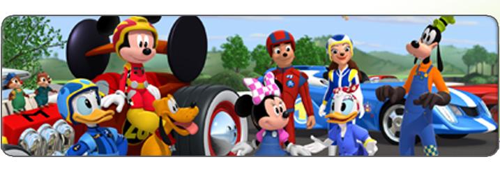 Disneys Micky und die flinken Flitzer